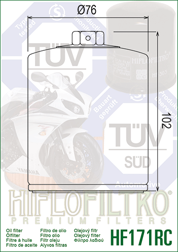 Hiflofiltro: Catalogue