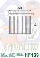 Hiflo 3x /Ölfilter F4 1000 R 312 2008 HF554