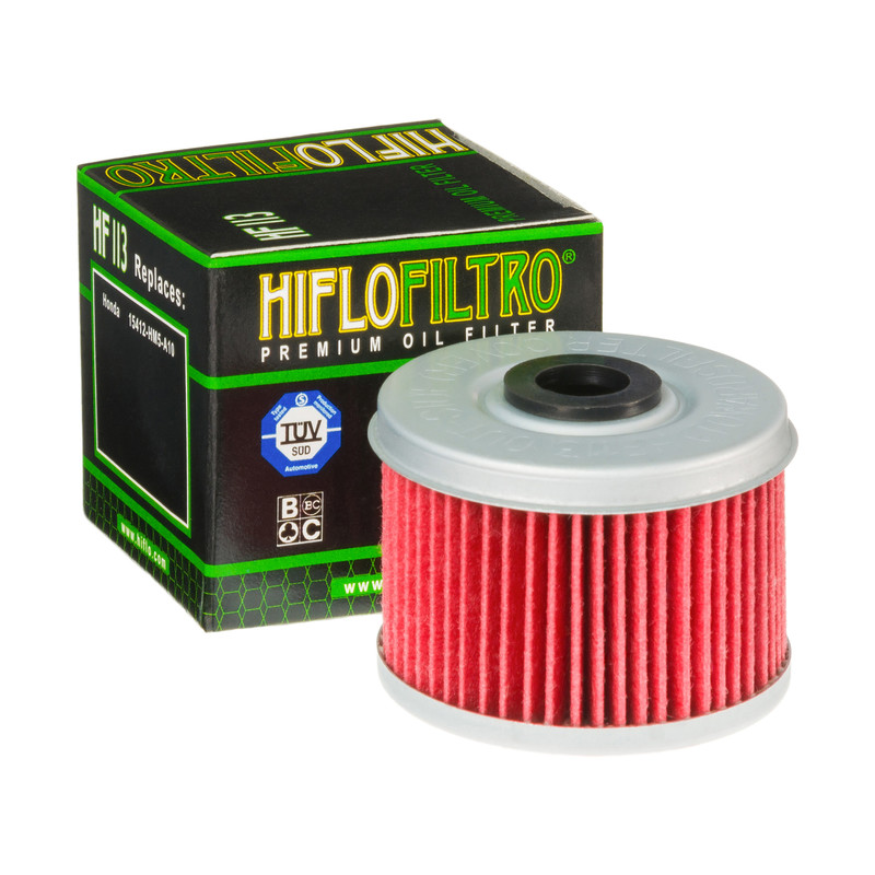 2x HF113 Filtre à huile HONDA ATV TRX TRX420 2007-20 TRX450 1998-04 /& TRX500 2005-19