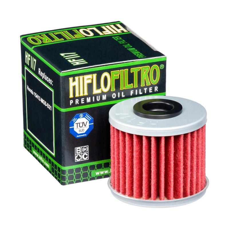 HIFLOFILTRO Filtro olio Suzuki GW 250 Inazuma L3 DC1111 2013 24 PS 18 kw
