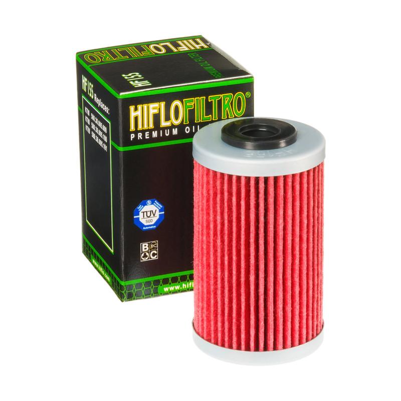 Hiflo HF155 Oil Filter